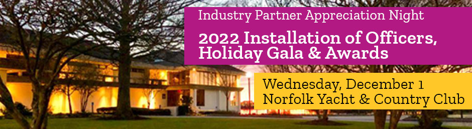 Annual Installation and Industry Partner Appreciation